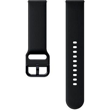 Samsung řemínek pro Galaxy Watch Active 2 20mm Black - Řemínek