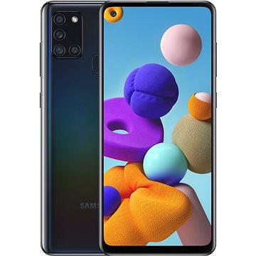 Samsung Galaxy A21s 32GB černá - Mobilní telefon
