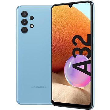 Samsung Galaxy A32 modrá - Mobilní telefon