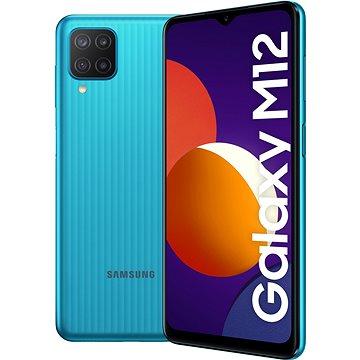 Samsung Galaxy M12 128GB zelená - Mobilní telefon