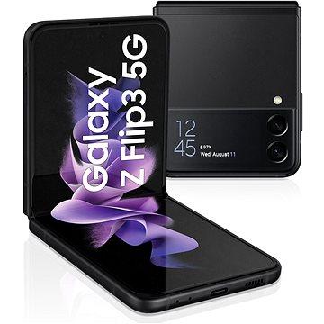 Samsung Galaxy Z Flip3 5G 128GB černá - Mobilní telefon