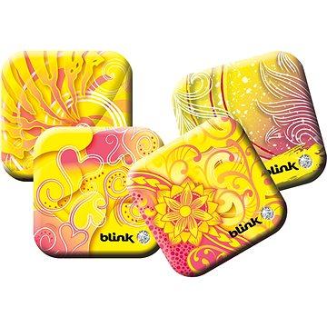 Blink bonbóny s příchutí CITRÓN-MALINA 15g - Bonbóny
