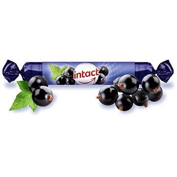 Intact rolička hroznový cukr s vit. C ČERNÝ RYBÍZ 40g - Vitamín C