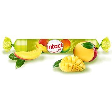 Intact rolička hroznový cukr s vit. C MANGO 40g - Vitamín C