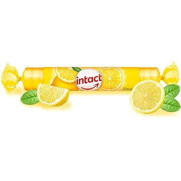 Intact rolička hroznový cukr s vit. C CITRÓN 40g - Vitamín C