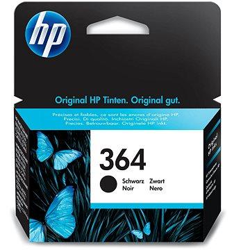 HP CB316EE č. 364 černá - Cartridge
