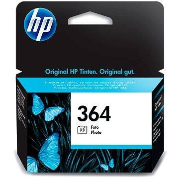 HP CB317EE č. 364 foto černá - Cartridge