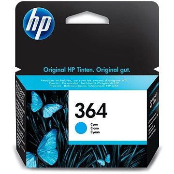 HP CB318EE č. 364 azurová - Cartridge