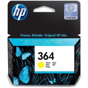 HP CB320EE č. 364 žlutá - Cartridge