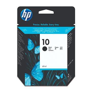 HP C4844AE č. 10 černá - Cartridge
