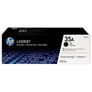 HP CB435AD č. 35A černý - Toner