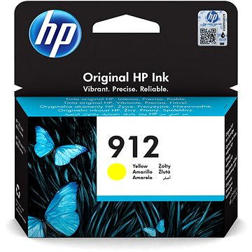 HP 3YL79AE č. 912 žlutá - Cartridge