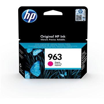 HP 3JA24AE č. 963 purpurová - Cartridge