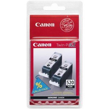 Canon PGI-520BK Dual Pack černá 2ks - Cartridge