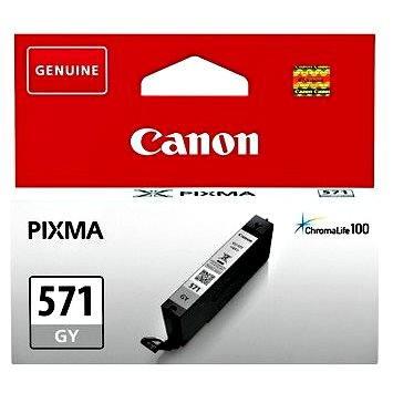 Canon CLI-571GY šedá - Cartridge