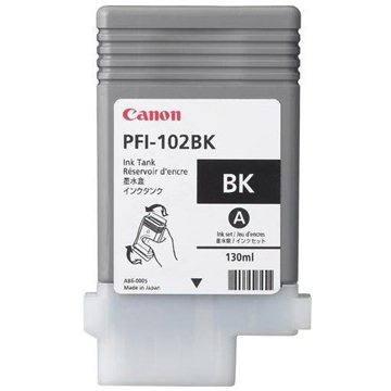 Canon PFI-102BK černá - Cartridge