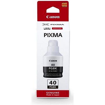 Canon GI-40 PGBK černá - Cartridge