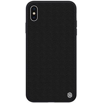 Nillkin Textured Hard Case pro Apple iPhone X/XS black  - Kryt na mobil
