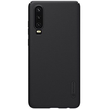 Nillkin Frosted pro Huawei P30 Black - Kryt na mobil