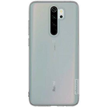 Nillkin Nature TPU Kryt pro Xiaomi Redmi Note 8 Pro Grey - Kryt na mobil