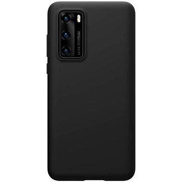 Nillkin Flex Pure TPU kryt pro Huawei P40 Black - Kryt na mobil
