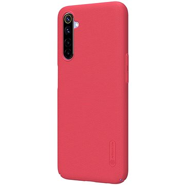 Nillkin Frosted pro Realme 6 Bright Red - Kryt na mobil