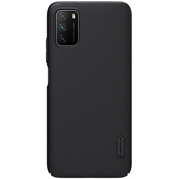 Nillkin Frosted kryt pro Xiaomi Poco M3 Black - Kryt na mobil
