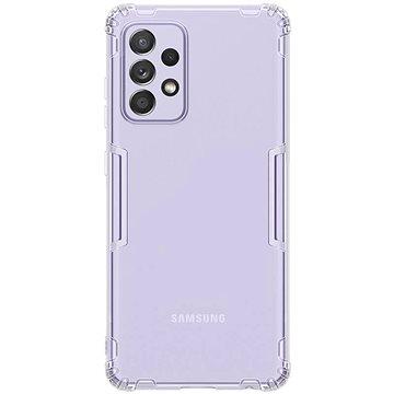 Nillkin Nature TPU Kryt pro Samsung Galaxy A52 Transparent - Kryt na mobil