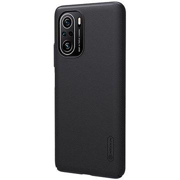 Nillkin Frosted pro Xiaomi Poco F3 Black - Kryt na mobil
