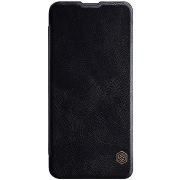 Nillkin Qin kožené pouzdro pro Xiaomi Poco F2 Pro Black - Pouzdro na mobil