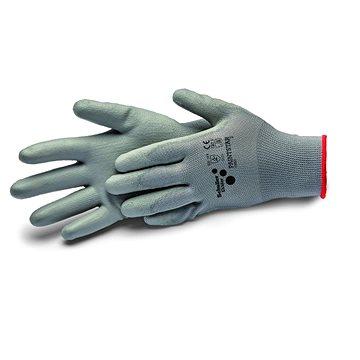 SCHULLER Rukavice PAINTSTAR GREY ŠEDÉ, vel. 9/L - Pracovní rukavice