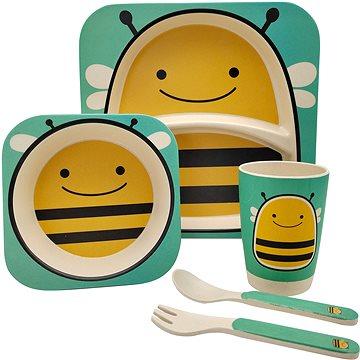 STX Bamboo K11201/011 - Dětská jídelní sada