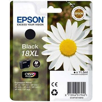 Epson T1811 černá - Cartridge