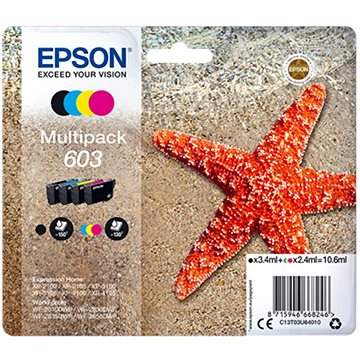 Epson 603 multipack - Cartridge