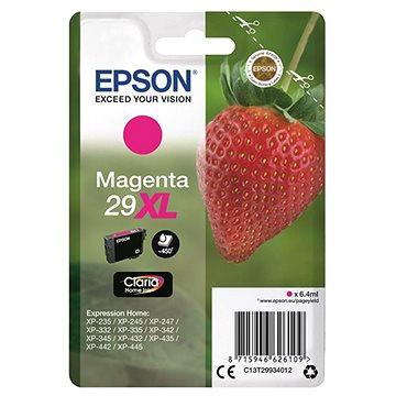 Epson T2993 XL purpurová - Cartridge