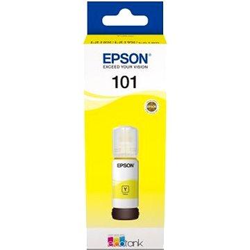 Epson 101 EcoTank Yellow ink bottle žlutá - Cartridge