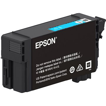 Epson T40D240 azurová - Cartridge