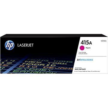 HP W2033A č. 415A purpurový - Toner