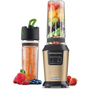 SENCOR SBL 7177CH automatický mixér na smoothie Vitamin+ - Stolní mixér
