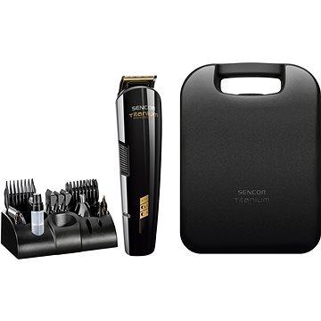 SENCOR SHP 8305BK Zastřihovač na vousy a vlasy - Zastřihovač
