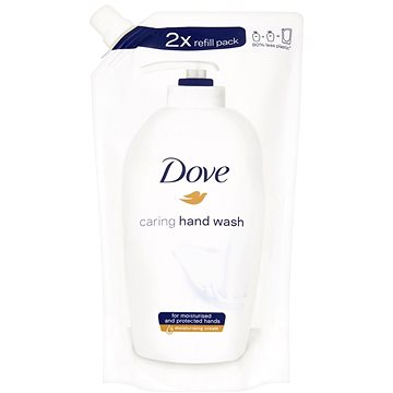 Dove Jemné tekuté mýdlo náhradní náplň 500ml - Tekuté mýdlo