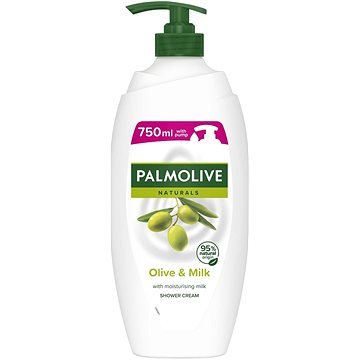 PALMOLIVE Naturals Olive Milk Shower Gel 750 ml - Sprchový gel