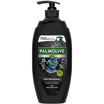 PALMOLIVE For Men Blue Refreshing 2in1 Shower Gel 750 ml - Pánský sprchový gel