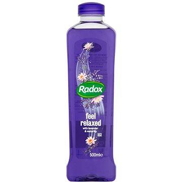 Radox Feel Relaxed pěna do koupele 500ml - Pěna do koupele