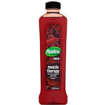 Radox Men Muscle Therapy pěna do koupele 500ml - Pěna do koupele