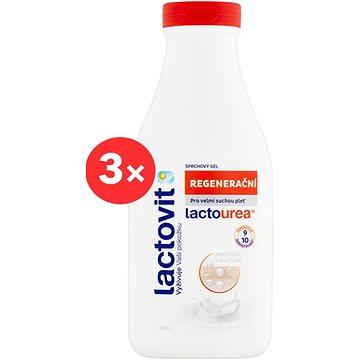 LACTOVIT Lactourea Sprchový gel regenerační 500 ml 2+1 - Sprchový gel