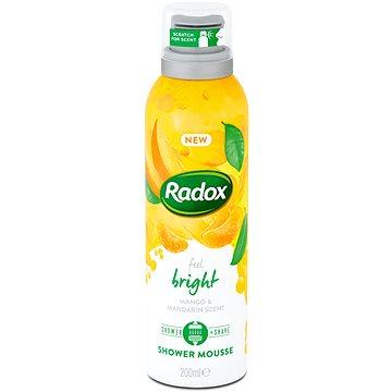 RADOX Feel Bright Shower Foam 200 ml - Sprchová pěna