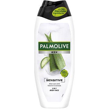 PALMOLIVE For Men Green Sensitive Shower Gel 500 ml - Pánský sprchový gel