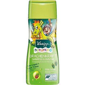 KNEIPP Naturkind Šampon a Sprchový Gel Dračí Síla 200 ml - Dětský sprchový gel