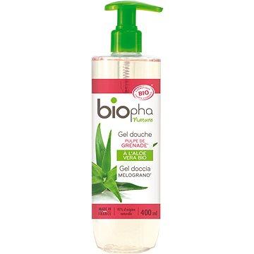 BioPha Gel Douche Pulpe de Grenade 400 ml - Sprchový gel